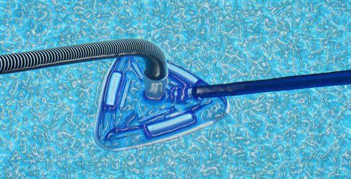 Medence porszívó és tisztítás