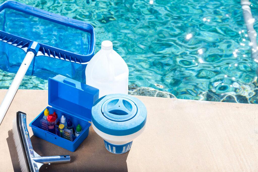 medence vízminőség